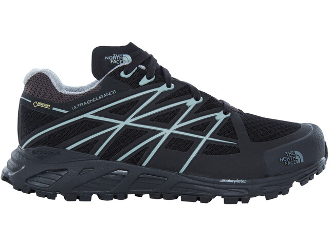 66fc85309 The North Face Ultra Endurance GTX Running Trail Shoes Women tnf  black/monument grey